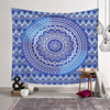 150*200cm Indian Mandala Tapestry Yoga Mat Bedspread Hippie Home Decor Wall Hanging Bohemia Beach Towel  large Tapestry 1
