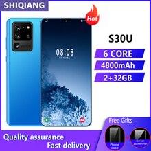 SOYES Mt6591m S30u-Plus Mobile-Phone 32GB 3gb Hexa Core Fingerprint Recognition/face Recognition