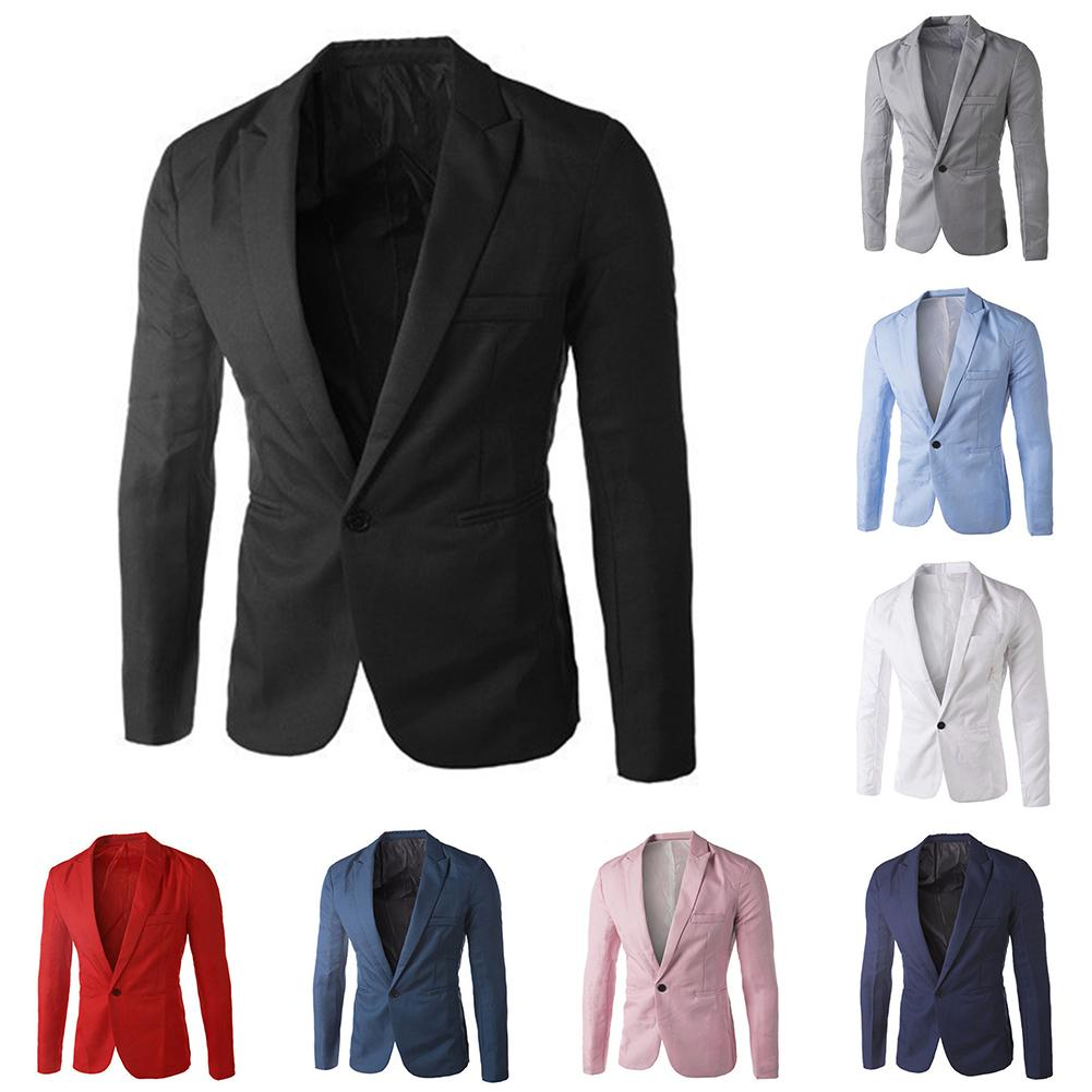 Solid Color male wedding dress men Business Casual blazer Wedding Prom Dinner Suits Groomsman Wear comfortable to wear gifts