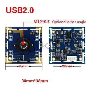 Image 4 - USB exposición Global obturador Global módulo Cámara Color captura de alta velocidad Reconocimiento Industrial escaneo