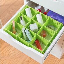 Практичный пластиковый разделитель для ящиков DIY, бытовая разделительная доска для хранения, долговечные инструменты для обустройства дома, экономия пространства