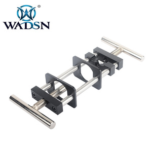 Image 4 - WADSN 戦術金属鋼モーターピニオンプーラーモーターギアをマウントツール使用インストール削除ギア Aeg エアガン狩猟アクセサリー WEX121