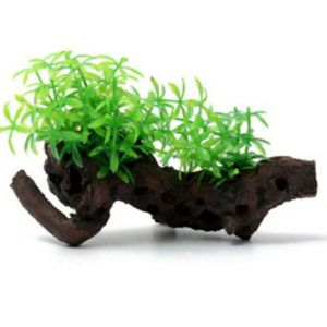 Image 3 - Simulation Artificial Fake Turtle Fish Tank Plants Grass Aquarium Aquatic Landscaping Decoration Ornament