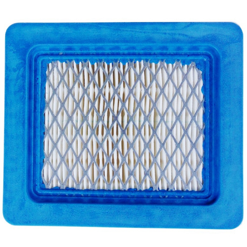 New-Suitable For Briggs & Stratton 20 Pcs Mower Accessories Mower Air Filter Mower Filter Filter 491588 491588S 399959 5043D
