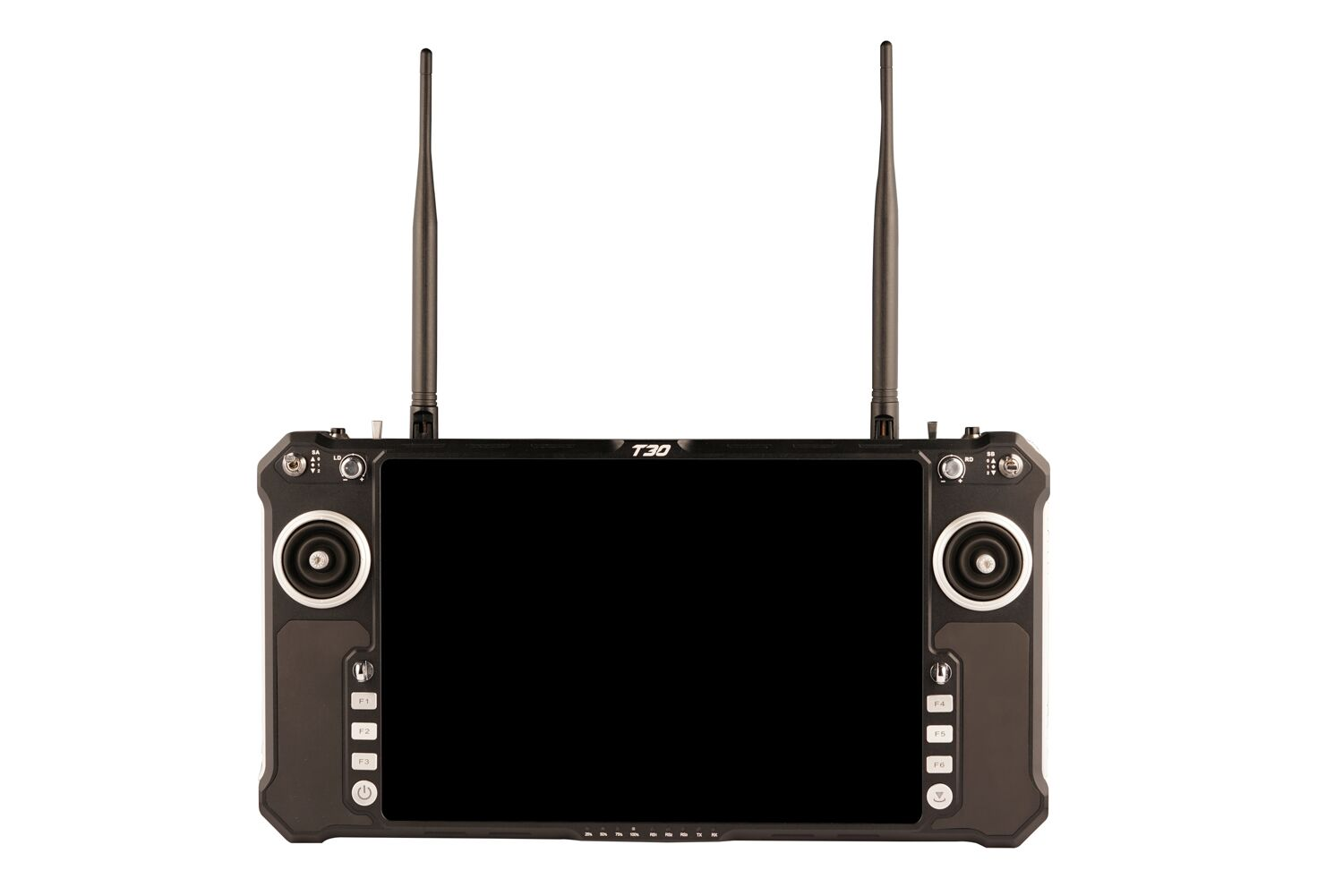T30 All-in-one Handheld 22CH FPV Portable Ground Station 10.1inch Touch Screen For UAV RC Drone image