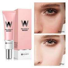 Натуральный Увлажняющий розовый изоляционный макияж, домолочная основа, тональный крем, невидимая косметика для пор, Осветляющий макияж, красота лица TSLM1