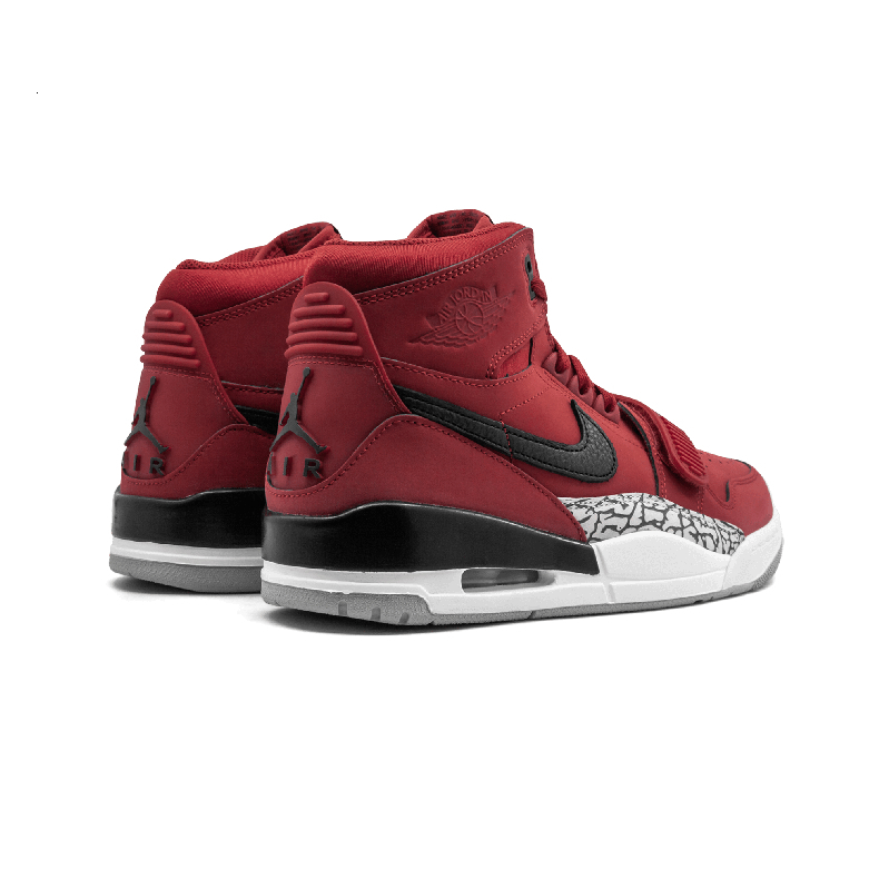 NIKE Air Jordan Legacy 312 NRG Storm Original Men Basketball Shoes Comfortable Lightweight Breathable Sneakers #AV3922 23