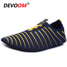 2020 Summer Unisex Aqua Beach Shoes Diving Barefoot Socks Shoes Men Women Non-slip Sneakers Yoga Water Swimming Shoes Size 46(China)