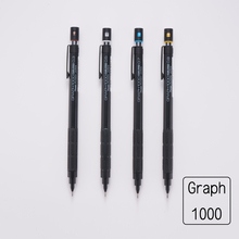 Japanese Pentel 0.5mm Mechanical Pencil Graph 1000 Professional Drafting Pencil Low Gravity Engineer Design Pen Stationery