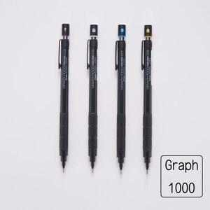 Image 1 - Japanse Pentel 0.5Mm Mechanische Potlood Grafiek 1000 Professioneel Opstellen Potlood Lage Zwaartekracht Ingenieur Ontwerp Pen Briefpapier