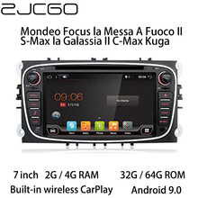 Car Multimedia Player Stereo GPS DVD Radio Navigation Android Screen for Ford Mondeo Focus la Messa A Fuoco II S Max C Max Kuga for mercedes benz c class w205 2015 2019 ntg original style multimedia player hd screen stereo android car gps navi map radio