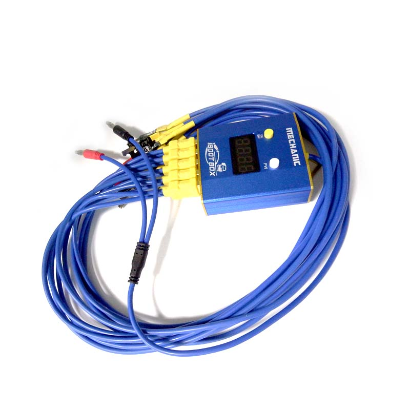 MECHANIC IBoot Box Power Supply Cable For IPhone Android Mobile Phone Repair Boot Line Motherboard Repair Power Supply Test Line