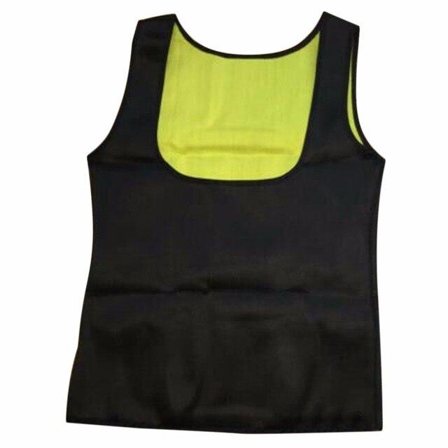 Thermo Sweat Women Waist Trainer Slimming Fitness Body Shapewear Tank Corset Vest Belt Beauty Cincher Slimming Wraps Product Hot 5
