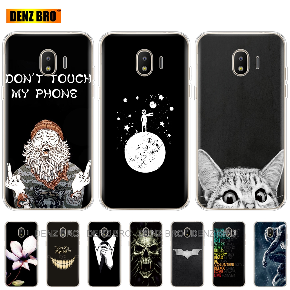 soft Phone Cases for <font><b>samsung</b></font> <font><b>J2</b></font> <font><b>2018</b></font> pro cases Slicone Fashion back cover for <font><b>Samsung</b></font> <font><b>Galaxy</b></font> <font><b>j2</b></font> <font><b>2018</b></font> <font><b>SM</b></font>-<font><b>J250F</b></font> case image