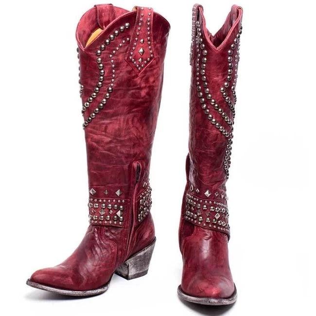 2020 Women Summer Boots zipper Low Heel Women Shoes Cool British Rivet Design Soft Short Boots Party Shoes Dropshipping 4