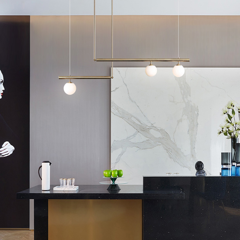 Europe Modern Creative Concise Style Glass Pendant Light Glass Bubbles Study Livingroom Restaurant Cafe Decoration Lamp|Pendant Lights| |  - title=