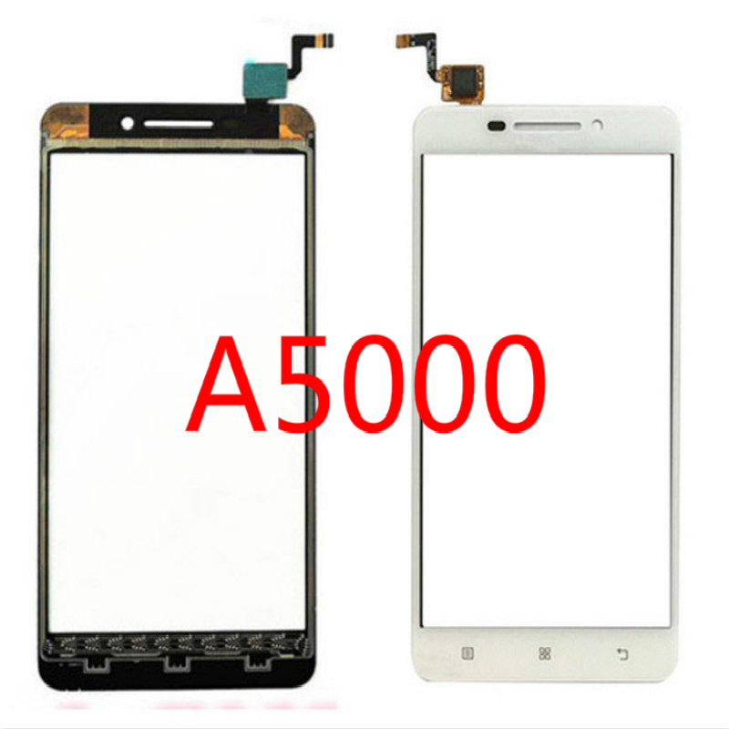 5,0 ''LCD Display Touch Screen Für <font><b>Lenovo</b></font> <font><b>A5000</b></font> Touchscreen Panel Front Glas Objektiv Digitizer Sensor Ersatz Ersatzteile image