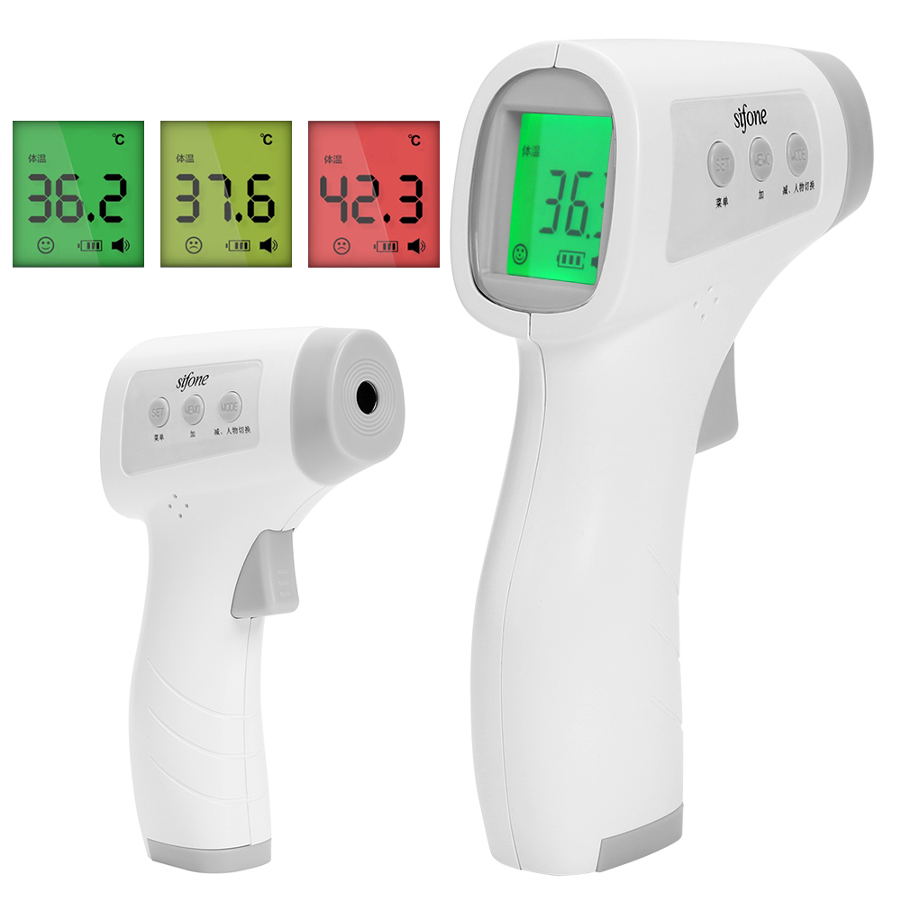 Forehead Non Contact Infrared Thermometer Temperature Meter