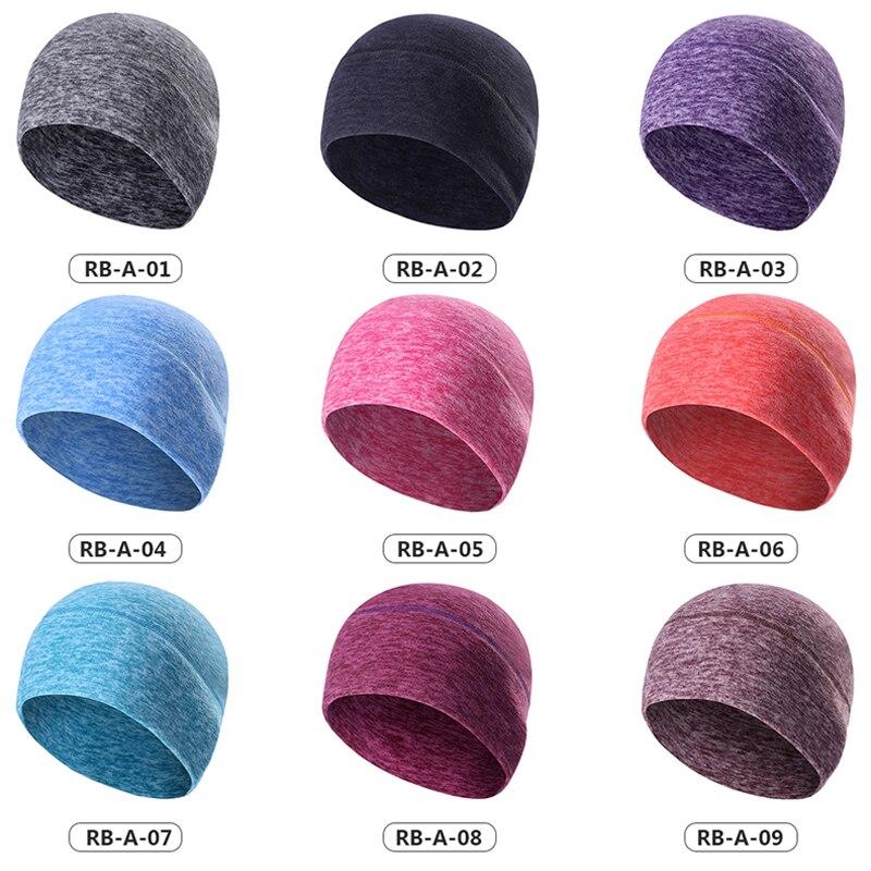 Cationic Fabric Casual Thermal Polar Fleece Wool Hats Knit Caps Winter Warmer Beanies Skullies Snowboard Headwear for Men Women 3