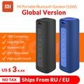 2020 neue Xiaomi Mi Tragbare bluetooth Lautsprecher 16W TWS Stereo Super Bass Lautsprecher IPX7 Wasserdichte Outdoor Lautsprecher Mi Lautsprecher