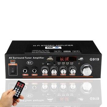Hifi Stereo Power Amplifier 2