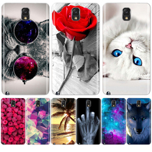 Soft Silicone Case For Samsung Galaxy Note 3 Cover Cute Fashion Soft TPU Case For Samsung Note 3 Note III Bumper Coque Funda