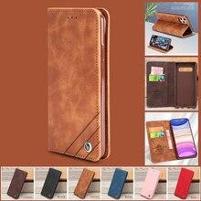 Casos carteira para Samsung Galaxy S10 S10E S5 S6 S7 Borda S8 S9 Plus A40 A50 A70 10 Do Caso Da Aleta Para Samsung Nota pro 3 4 5 8 9 Capa