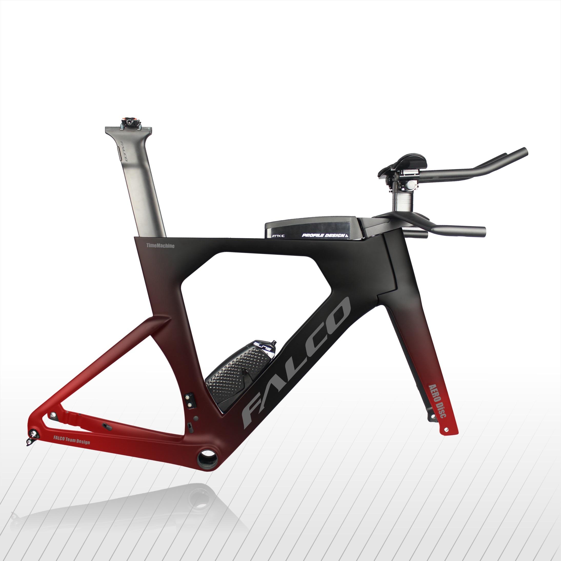 Bicycle-Frame Carbon-Disc Triathlon-Bike Falco Full-Carbon-Fiber-Time New Hot T700