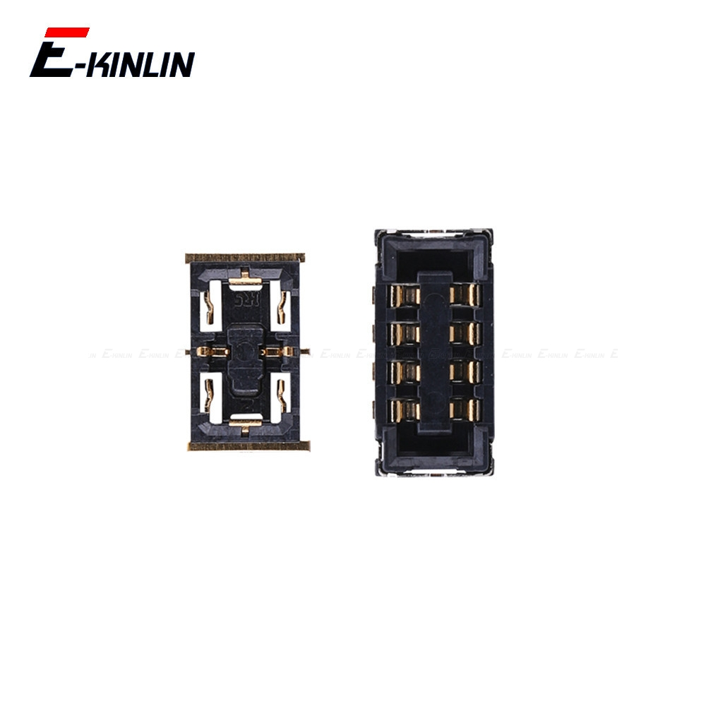 2PCS Battery Clip Contact Pins Holder FPC Connector For XiaoMi Mi A1 A2 6X Redmi 5 Plus 6 6A Note 4 4X Pro 5 5A 7 Pro On Board