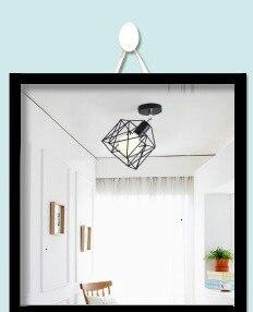 criativo sala de jantar quarto varanda led