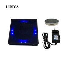 Lusya עומס נושאות משקל 500g עם מקרה מגנטי ריחוף מודול השעיה מגנטי Core עם LED מנורת AC12V 2A h3 005