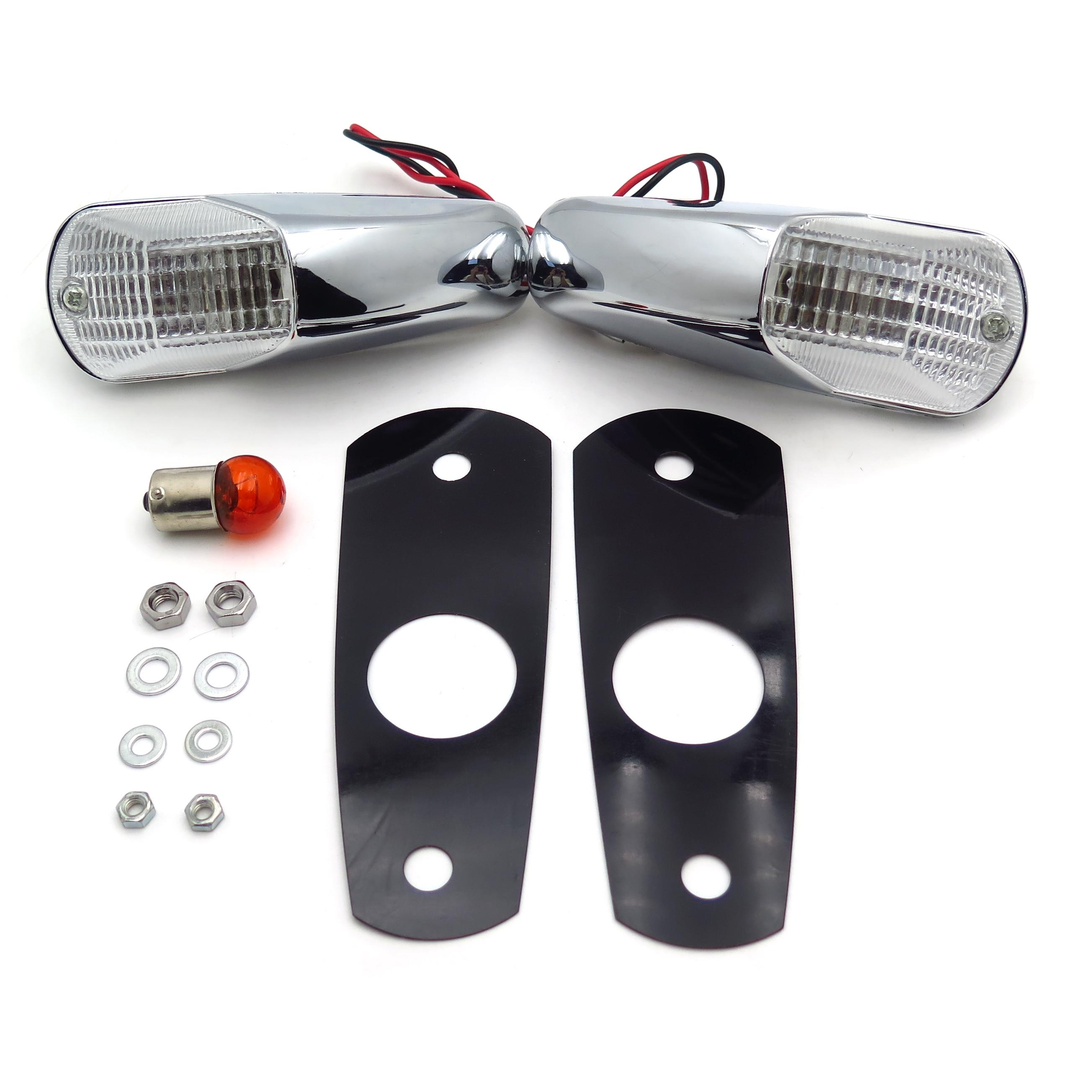 CHROME SPIKE WINDSCREEN BOLTS SCREWS For Kawasaki ZX-10R ZX-6R ZX-14RR ZZR 1400