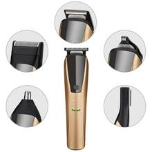 Professional Hair Clipper Kit Hairdresser Hair Clipper Professional Barber Men Hair Trimmer Rechargeable Battery In High Quality(China)