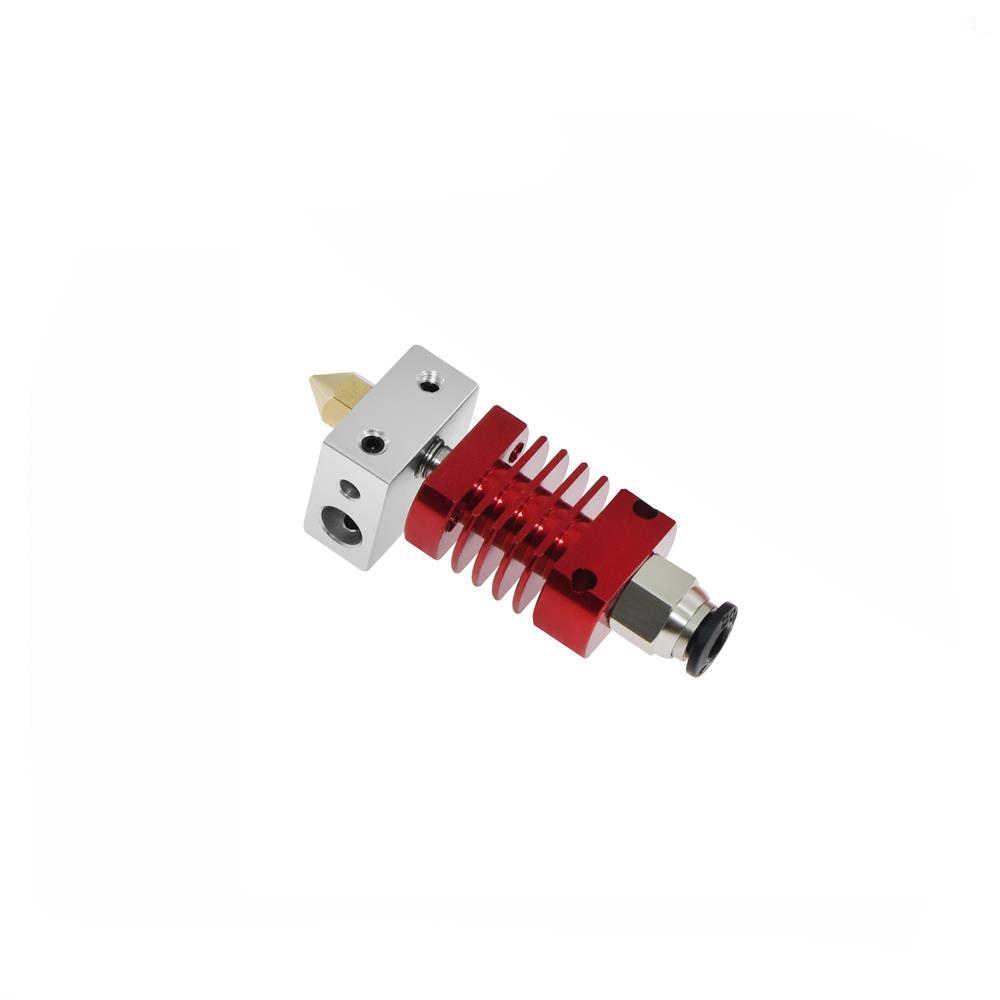 3D Printer Onderdelen Volledige Metalen J-head Hotend MK8 Extruder Kit Voor CR-10 CR-10S 3D V6 Bowden Extruder 1.75 /0.4MM Nozzle