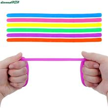 Anti Stress Fidget Noodle Stretch Rope Toy String Fidget Autism Funny Toy Kids Gift