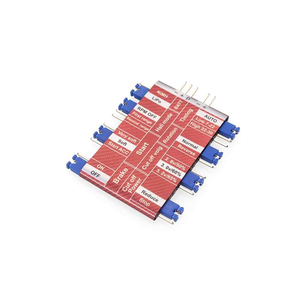 Wasserdicht 3660 3500KV Motor w/Wasser Kühlung Jacke & 90A Bürstenlosen ESC Programmierung Karte Für RC Boot RC Zubehör