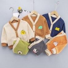 Girls Jackets Outwear Toddler Infant Kids Children Coats Spring Autumn Cartoon Casual