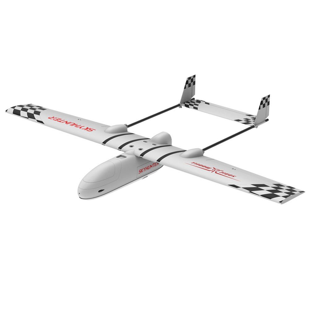 Sonicmodell Skyhunter 1800mm Wingspan EPO Long Range FPV UAV Platform RC Airplane KIT image