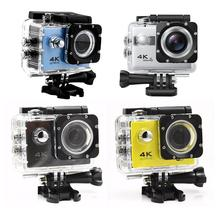 H9 Sports Dv Ultra Clear 4K Portable Sports Camera Wifi Diving Outdoor Waterproof Mini Diving Camera
