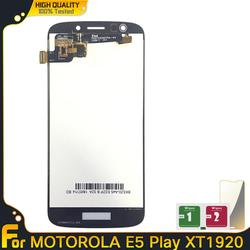 Display For Motorola Moto E5 Play XT1921 LCD with Touch Screen Assembly Replacement LCD Display For Moto E5 Play XT1920