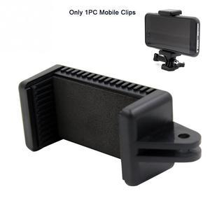 Image 1 - ใหม่สำหรับขาตั้งกล้อง Monopod CLAMP ยึดผู้ถือ Mount คลิปโทรศัพท์มือถืออะแดปเตอร์ Universal คลิปโทรศัพท์มือถือ