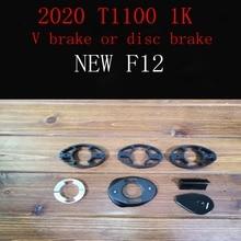 جديد 2020 T1100 1k إطار كربوني للدراجة الهوائية قرص سباق الدراجات الهوائية إطارات الدراجة الهوائية مقود الدراجة صنع في تايوان شحن DPD XDB