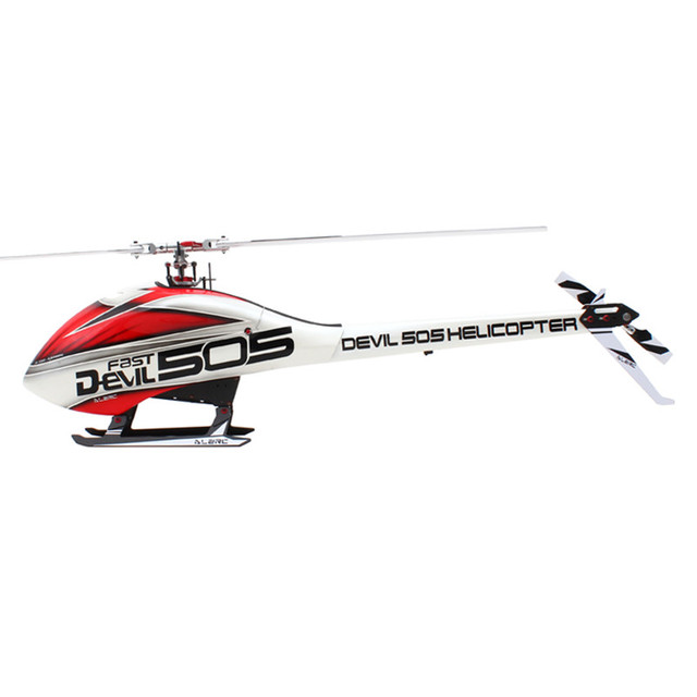 ALZRC   505 Helicopter Devil 505 FAST FBL KIT With Propeller And Hood