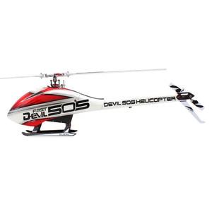 Image 1 - Alzrc 505 helicóptero diabo 505 jogo rápido do fbi com hélice e capô