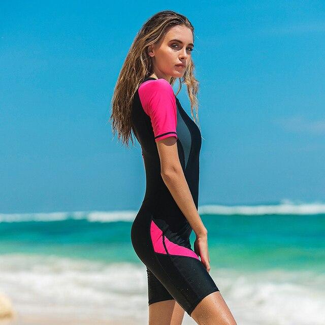 2020 جديد بذلة ستنغر الدعاوى الغوص الجلد الرجال أو النساء قطعة واحدة SWomen ارتداءها بدلة غطس ملابس الشاطئ
