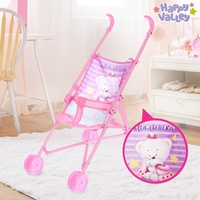 Carriage cane for dolls Baby Bear, plastic frame