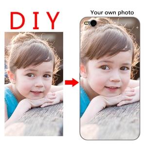 Custom DIY Design Photo Case For Infinix Hot 6 7 pro Tecno Spark 3 Pro KB8 Soft Silicon Cover Customized Printed Phone Case