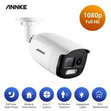 Annke 1080p full hd Проводная цилиндрическая камера видеонаблюдения
