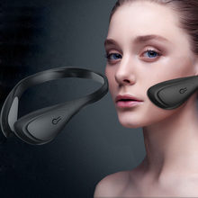 EMS intelligent V-shaped face-lifting reduce facial fat Anti-Aging facial massage firming face masseter beauty equipment(China)