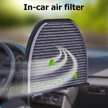 Activated Carbon Cabin Air Filter For Mercedes-Benz W204 W212 C207 2128300318 Car Replacement Cooling System Accessory and tool image